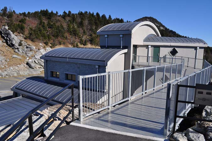 Grandfather Mountain Visiters Center