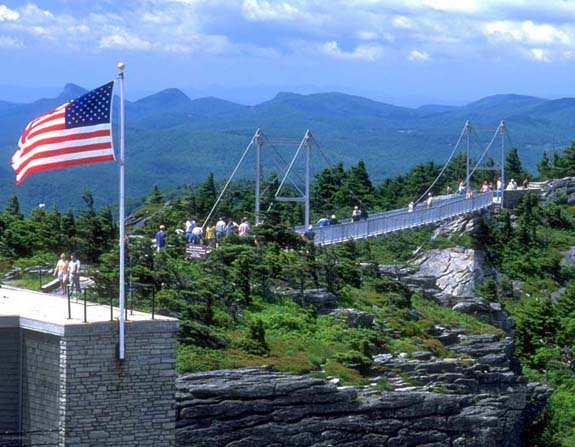 Grandfather Mountain Visitors Center