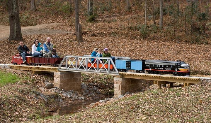 Harrisburg Central Live Steam Railroad
